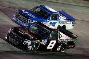 Camden Murphy, NEMCO Motorsports, Chevrolet Silverado, Austin Hill, Hattori Racing Enterprises, Toyota Tundra United Rentals