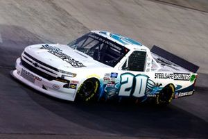 Spencer Boyd, Young's Motorsports, Chevrolet Silverado Steelsafe Shelters