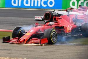 Testacoda di Sebastian Vettel, Ferrari SF1000,