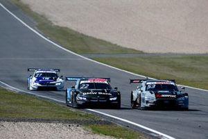 Lucas Auer, BMW Team RMG, BMW M4 DTM, Jamie Green, Audi Sport Team Rosberg, Audi RS 5 DTM