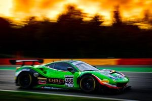 #488 Rinaldi Racing Ferrari 488 GT3: Pierre Ehret, Rino Mastronardi, Daniel Keilwitz, David Perel