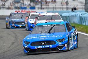Chris Buescher, Roush Fenway Racing, Ford Mustang Socios