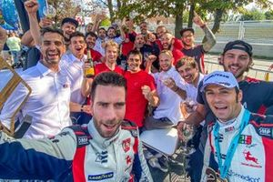 Rodrigo Baptista, Luca Filippi, Oliver Webb, Philipp Eng, Romeo Ferraris-M1RA