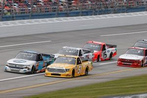Ryan Truex, Niece Motorsports, Chevrolet Silverado CircleBDiecast.com, Drew Dollar, Kyle Busch Motorsports, Toyota Tundra HYTE