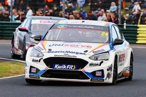 Jake Hill, MB Motorsport Ford Focus ST