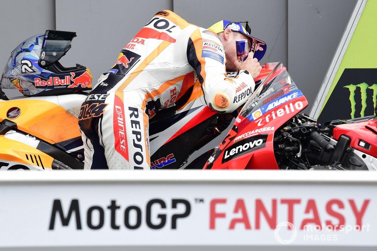 Il Polesitter Pol Espargaro, Repsol Honda Team