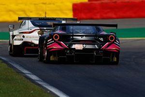 #83 Iron Lynx Ferrari 488 GTE EVO LMGTE, Rahel Frey, Sarah Bovy, Michelle Gatting