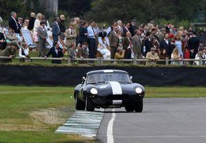 Royal Automobile Club TT Celebration Richard Meins Rob Huff Jaguar E