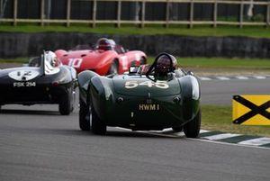 Trophée hommage à Freddie March, Gregor Fisken HWM Jaguar