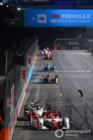 Joel Eriksson, Dragon Penske Autosport, Penske EV-5, Edoardo Mortara, Venturi Racing, Silver Arrow 02
