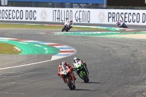 Scott Redding, Aruba.It Racing - Ducati, Alex Lowes, Kawasaki Racing Team WorldSBK