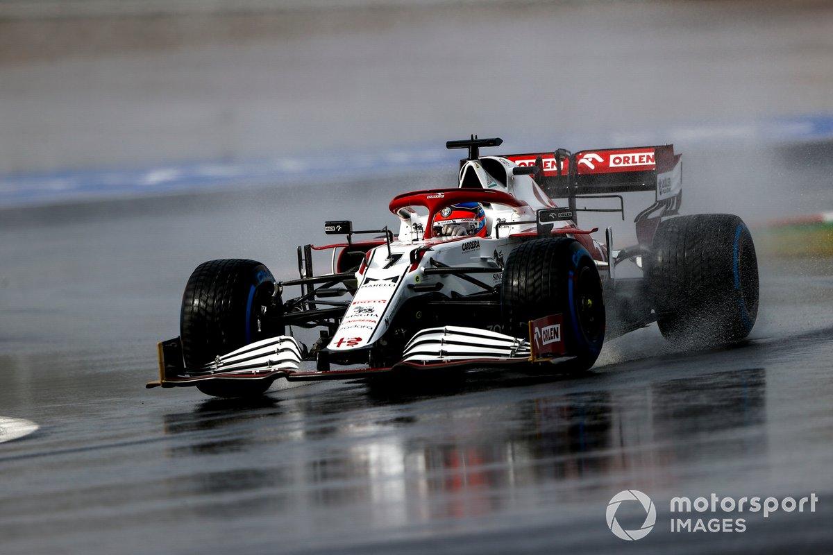 Kimi Raikkonen, Alfa Romeo, 6 puan