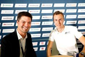 Sven Haidinger und Ron Reichert
