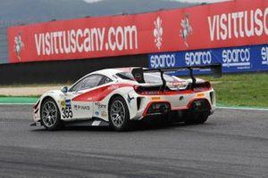 #355 Easy Race, Ferrari 488 Challenge Evo: Francesca Linossi, Daniel Vebster