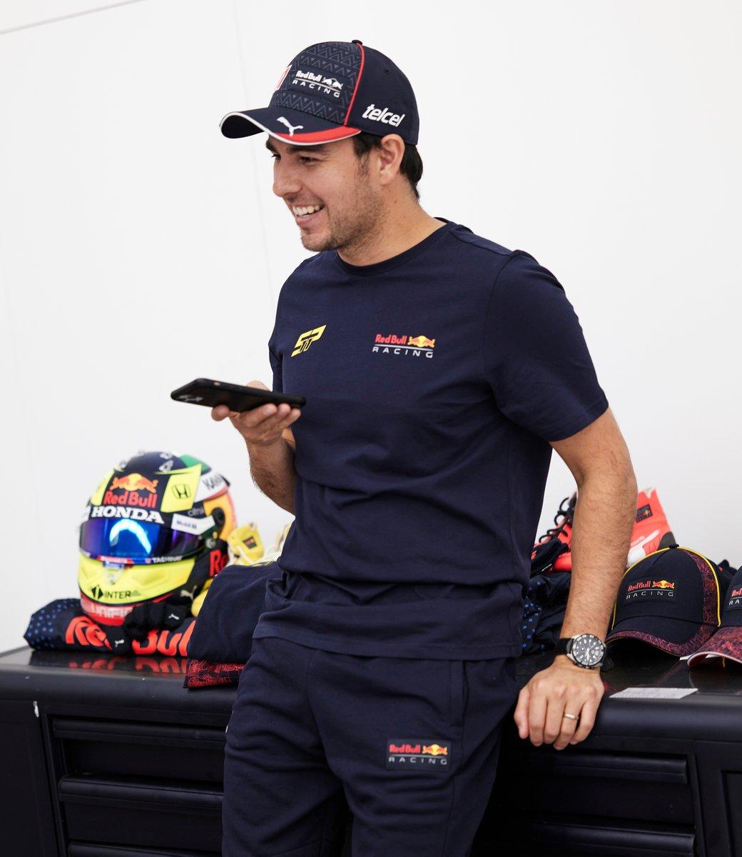 Sergio Pérez, Red Bull Racing Puma