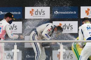 Podium : #13 Team Zakspeed Mobil Krankenkasse Racing Mercedes-AMG GT3 Evo: Jules Gounon, Igor Walilko