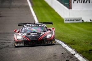 #70 Inception Racing McLaren 720 S GT3: Kevin Madsen, Oliver Millroy, Jordan Pepper, Brendan Iribe