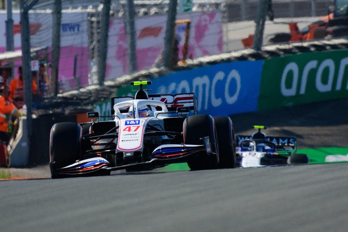 Mick Schumacher, Haas: 5 puan