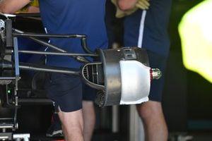 Williams FW41 front brake