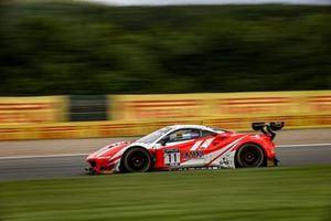 #11 Kessel Racing Ferrari 488 GT3: David Fumanelli, Tim Kohmann, Francesco Zollo, Giorgio Roda.