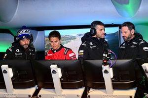 Laia Sanz, Sainz XE Team Greenland XE Command Centre