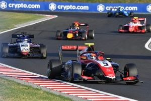 Clement Novalak, Trident, Logan Sargeant, Charouz Racing System