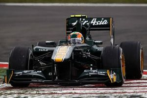 Karun Chandhok, Team Lotus T128