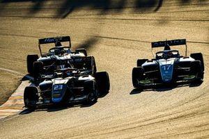 Ido Cohen, Carlin Buzz Racing, Victor Martins, MP Motorsport