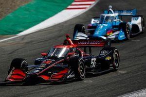 Will Power, Team Penske Chevrolet, Scott McLaughlin, Team Penske Chevrolet