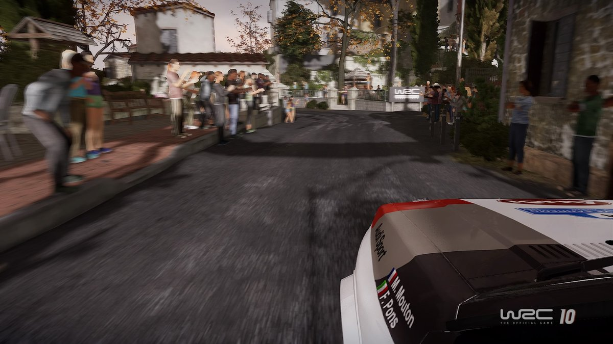 Imagen del WRC 10