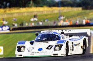 Jonathan Palmer Joest Porsche WSPC Donington 1990