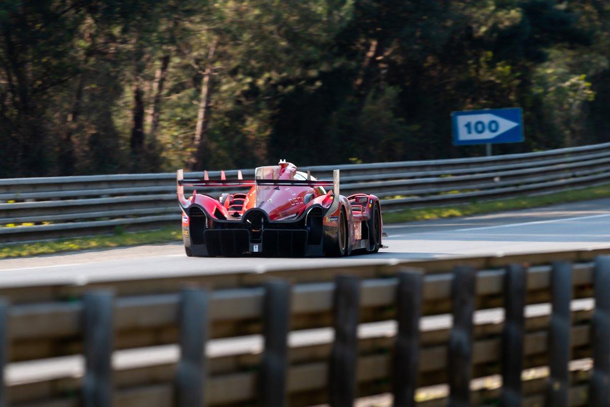 #708 Glickenhaus Racing Glickenhaus 007 LMH Hypercar, Luis Felipe Derani, Franck Mailleux, Olivier Pla