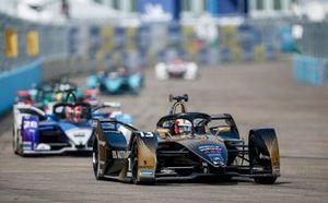 Antonio Felix Da Costa, DS Techeetah, DS E-Tense FE21, Maximilian Gunther, BMW i Andretti Motorsport, BMW iFE.21