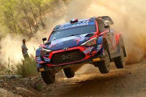 Пьер-Луи Лубэ, Флориан От-Лаборде, Hyundai 2C Competition Hyundai i20 Coupe WRC