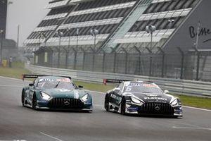 Luca Stolz, Toksport WRT, Mercedes AMG GT3, Hubert Haupt, Haupt Racing Team, Mercedes AMG GT3