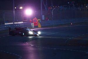 #1 Richard Mille Racing Team Oreca 07 - Gibson LMP2, Tatiana Calderon, Sophia Floersch, Beitske Visser, crash