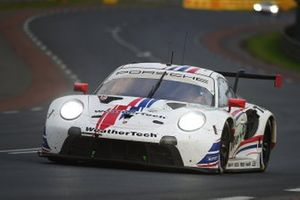 #79 Weathertech Racing Porsche 911 RSR - 19 LMGTE Pro, Cooper MacNeil, Earl Bamber, Laurens Vanthoor