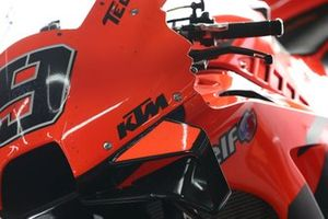 KTM Tech3 MotoGP bike