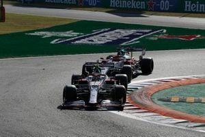 Antonio Giovinazzi, Alfa Romeo Racing C41, Robert Kubica, Alfa Romeo Racing C41