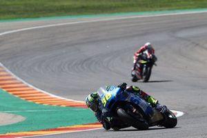 Joan Mir, Team Suzuki MotoGP, Aleix Espargaro, Aprilia Racing Team Gresini