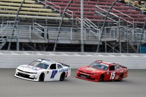 Carson Ware, SS Green Light Racing, Chevrolet Camaro Jacobs and James Davison, Rick Ware Racing, Chevrolet Camaro