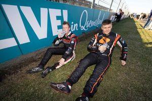 Will Brown, Erebus Motorsport Holden, Brodie Kostecki, Erebus Motorsport Holden