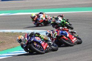 Andrea Locatelli, PATA Yamaha WorldSBK Team, Alvaro Bautista, Team HRC