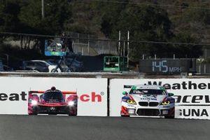 #60 Meyer Shank Racing w/Curb-Agajanian Acura DPi, DPi: Olivier Pla, Dane Cameron, #96 Turner Motorsport BMW M6 GT3, GTD: Robby Foley, Bill Auberlen