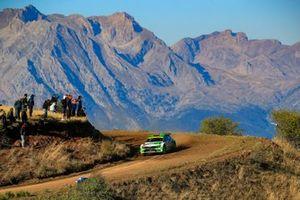 Marco Bulacia, Marcelo Ohannesian, Toksport WRT Skoda Fabia Rally2 Evo