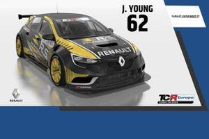 Jack Young, Vuković Motorsport, Renault Mégane RS TCR