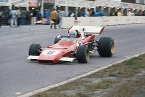 Mario Andretti, Ferrari 312B2, GP del Canada del 1971