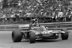 Ronnie Peterson, March 711 Ford