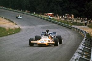 Jackie Oliver, McLaren M19A