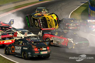 Supercars Eseries: Ronde 4